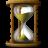 Hourglass-Sandclock icon