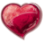 Heart-red icon