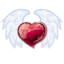 Wing-Heart icon