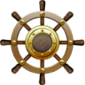 Nautilus-Ship-Steering-Wheel icon
