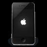 IPhone-Black-Apple icon