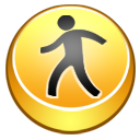 Shared-badge icon