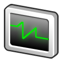 System-monitor icon