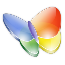 Msn-Butterfly icon