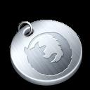 Shiny-internet icon