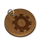 Woody-work icon