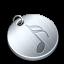 Shiny-music icon