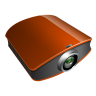 Projector-amber icon