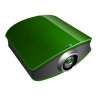 Projector-green icon