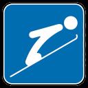 Ski-Jumping icon