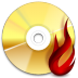Actions-tools-media-optical-burn icon