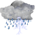 Status-weather-storm-night icon