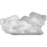 Status-weather-many-clouds icon