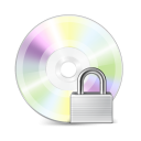 Lock-Disk icon