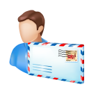 Accounting-mail icon