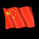 China-Flag icon