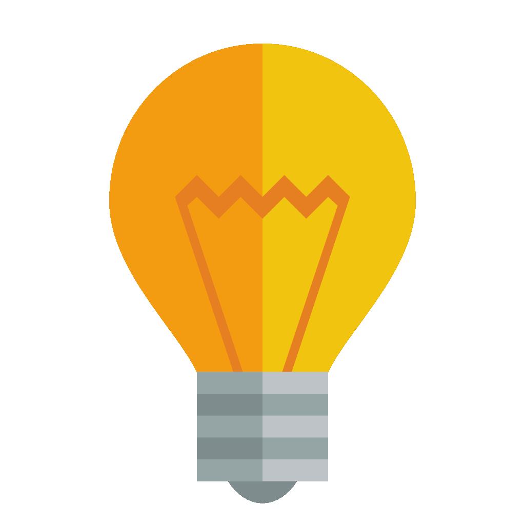 glühbirne symbol - ico,png,icns Gratis Download