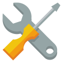 Wrench-screwdriver icon