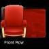 Front-row icon
