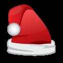 Christmas-Santa-Cap icon