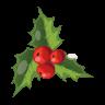 Christmas-Mistletoe icon
