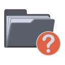 What-Folder icon