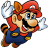 Racoon-Mario icon