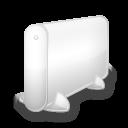 Hdd-blanc icon