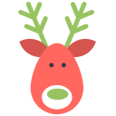 Reindeer-deer icon