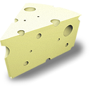 Swiss-cheese icon
