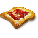 Toast-marmalade icon