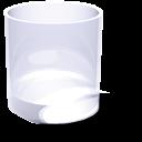 X-glass icon