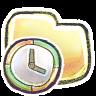 G12-Folder-Time icon