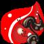 Folder-Red-Music icon
