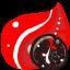 Folder-Red-safari icon
