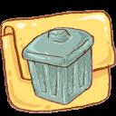 Hp-folder-junkfolder icon
