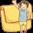 Hp-folder-boy icon