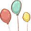 Hp-balloons icon