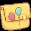 Hp-folder-balloons icon