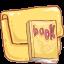 Hp-folder-book icon