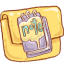 Hp-folder-note icon