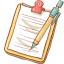 Hp-notepad2-mechapencil icon