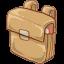 Hp-schoolbag icon