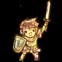 Hero icon