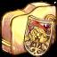 Folder-security-shield icon