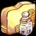 Folder-potion icon