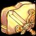Folder-sword icon