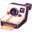 Camera-Polariod icon