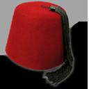 Hat-fez icon