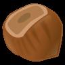 Hazel-nut icon